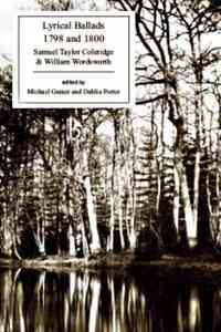 Lyrical Ballads 1798 and 1800 - William Wordsworth (Paperback) - Cover