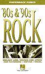 80s & '90s Rock - Hal Leonard Publishing Corporation (Paperback)