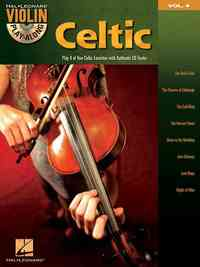 Violin Play-Along Volume 4 - Hal Leonard Publishing Corporation (Paperback) - Cover
