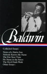 Collected Essays - James Baldwin (Hardcover) - Cover