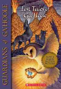 Lost Tales of Ga'hoole - Otulissa (Paperback) - Cover