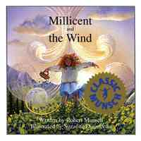Millicent and the Wind - Robert N. Munsch (Paperback) - Cover