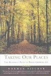 Taking Our Places - Norman Fischer (Paperback)