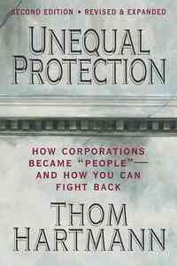 Unequal Protection - Thom Hartmann (Paperback) - Cover
