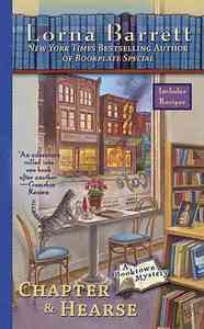 Chapter & Hearse - Lorna Barrett (Paperback) - Cover