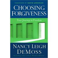 Choosing Forgiveness - Nancy Leigh Demoss (Paperback)