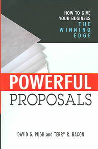 Powerful Proposals - David G. Pugh (Hardcover) - Cover