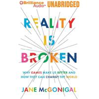 Reality Is Broken - Jane Mcgonigal (CD/Spoken Word)