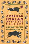 American Indian Myths and Legends - Richard Erdoes (Paperback)