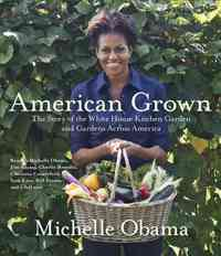American Grown - Michelle Obama (CD/Spoken Word) - Cover