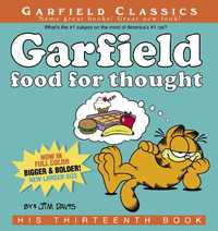 Garfield Food for Thought - Jim Davis (Paperback) - Cover