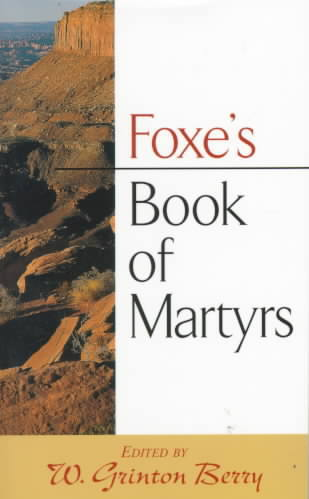 Foxe's Book Of Martyrs Online