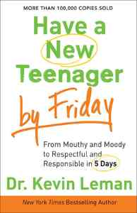 Have a New Teenager by Friday - Kevin Leman (Paperback) - Cover