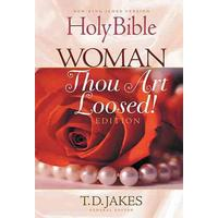 Holy Bible - T. D. Jakes (Hardcover)