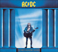 AC/DC - Who Made Who (Vinyl) - Cover