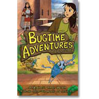 Bugtime Adventures A Bible Story - Against The Wall - The Rahab Story (DVD)