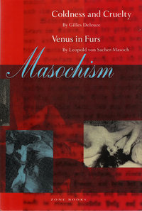 Masochism - Gilles Deleuze (Paperback) - Cover