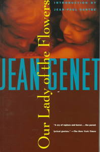 Our Lady of the Flowers - Jean Genet (Paperback) - Cover
