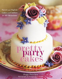 Pretty Party Cakes - Peggy Porschen (Hardcover) - Cover