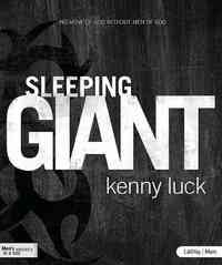 Sleeping Giant - Kenny Luck (Paperback) - Cover
