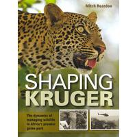 Shaping Kruger - Mitch Reardon (Paperback)
