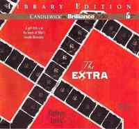 The Extra - Kathryn Lasky (CD/Spoken Word) - Cover