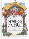 An African ABC - Jacqui Taylor (Hardcover)