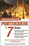 Conversational Portuguese in 7 Days - Hilary Fleming (CD/Spoken Word)