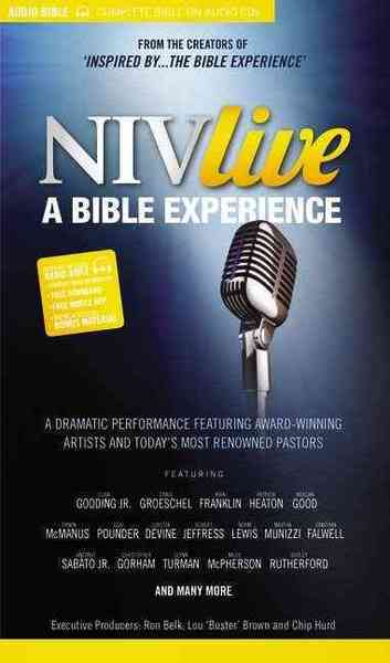 A New Bible Experience - Niv Live (CD)