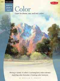 Painting Color - Walter Foster (Paperback) - Cover