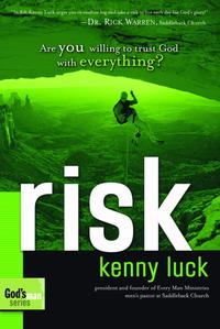 Risk - Kenny Luck (Paperback) - Cover