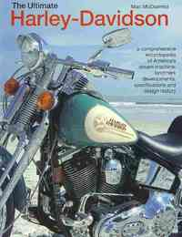 The Ultimate Harley-Davidson - Mac McDiarmid (Paperback) - Cover