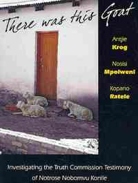There Was This Goat - Antjie Krog (Paperback) - Cover