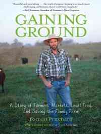 Gaining Ground - Forrest Pritchard (CD/Spoken Word) - Cover