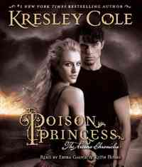 Poison Princess - Kresley Cole (CD/Spoken Word) - Cover