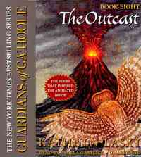 The Outcast - Kathryn Lasky (CD/Spoken Word) - Cover