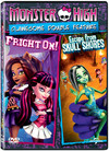 Monster High: Clawesome Double Feature (DVD)