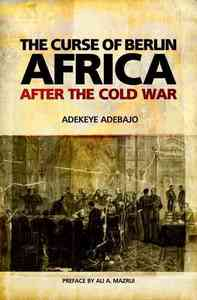 Curse of Berlin - Adekeye Adebajo (Hardcover) - Cover