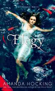 Elegy - Amanda Hocking (Paperback) - Cover