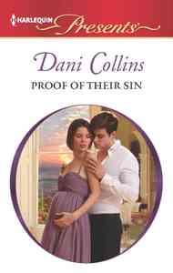 Proof of Their Sin - Dani Collins (Paperback) - Cover