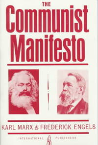 Manifesto of the Communist Party - Karl Marx (Paperback) - Cover