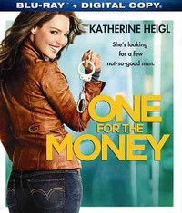 One For the Money (Region A Blu-ray) - Cover