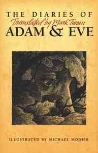 The Diaries of Adam & Eve - Mark Twain (Paperback) - Cover