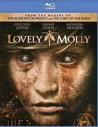 Lovely Molly (Region A Blu-ray) - Cover