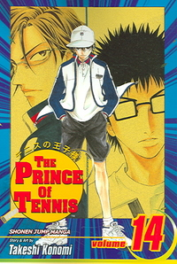 Prince of Tennis Vol. 14 - Takeshi Konomi (Paperback) - Cover