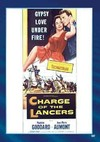 Charge of the Lancers (Region 1 DVD)