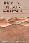 Time and Narrative - Paul Ricoeur (Paperback)