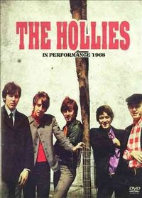 Hollies - In Performance 1968 (Region 1 DVD) - Cover