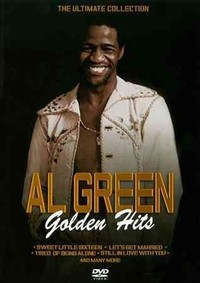 Al Green - Golden Hits Collection (Region 1 DVD) - Cover