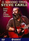 Steve Earle: Guitars Songs Picking Techniques (Region 1 DVD)